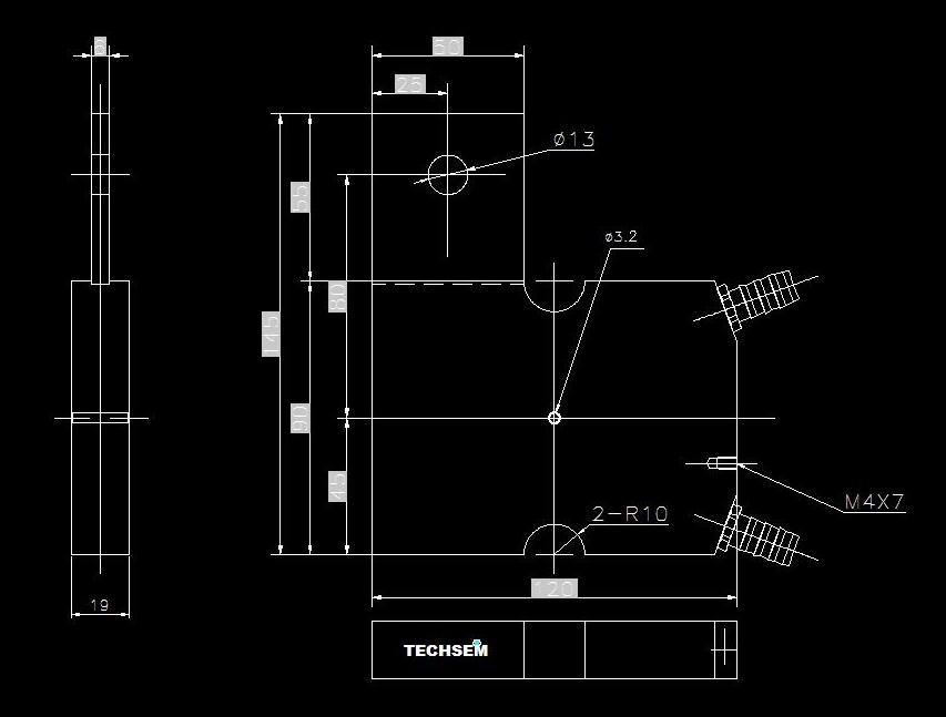 单相可控硅反向并联电路图